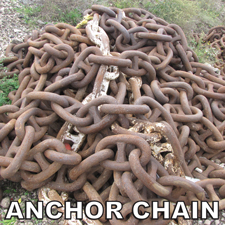 marine anchor chain for sale