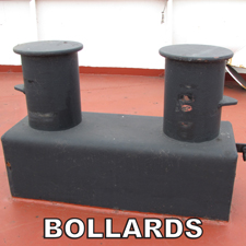 marine bollards for sale