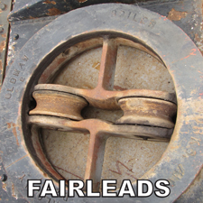 marine fairleads for sale