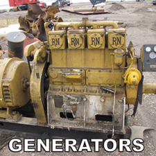 marine generators for sale