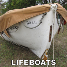 marine lifeboats for sale