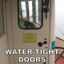 marine water tight doors for sale