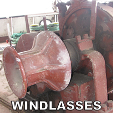 marine windlass for sale