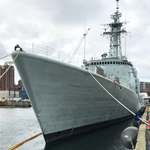 MRC Sydney Awarded the Contract for the HMCS Athabaskan