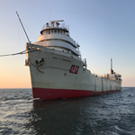 MRC to Recycle the MV Camille-Marcoux, Princess of Acadia and Paul H. Townsend in Port Colborne