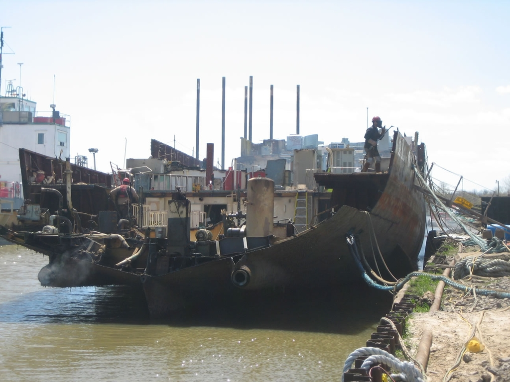 Acadia For Sale >> Marine Recycling Corporation